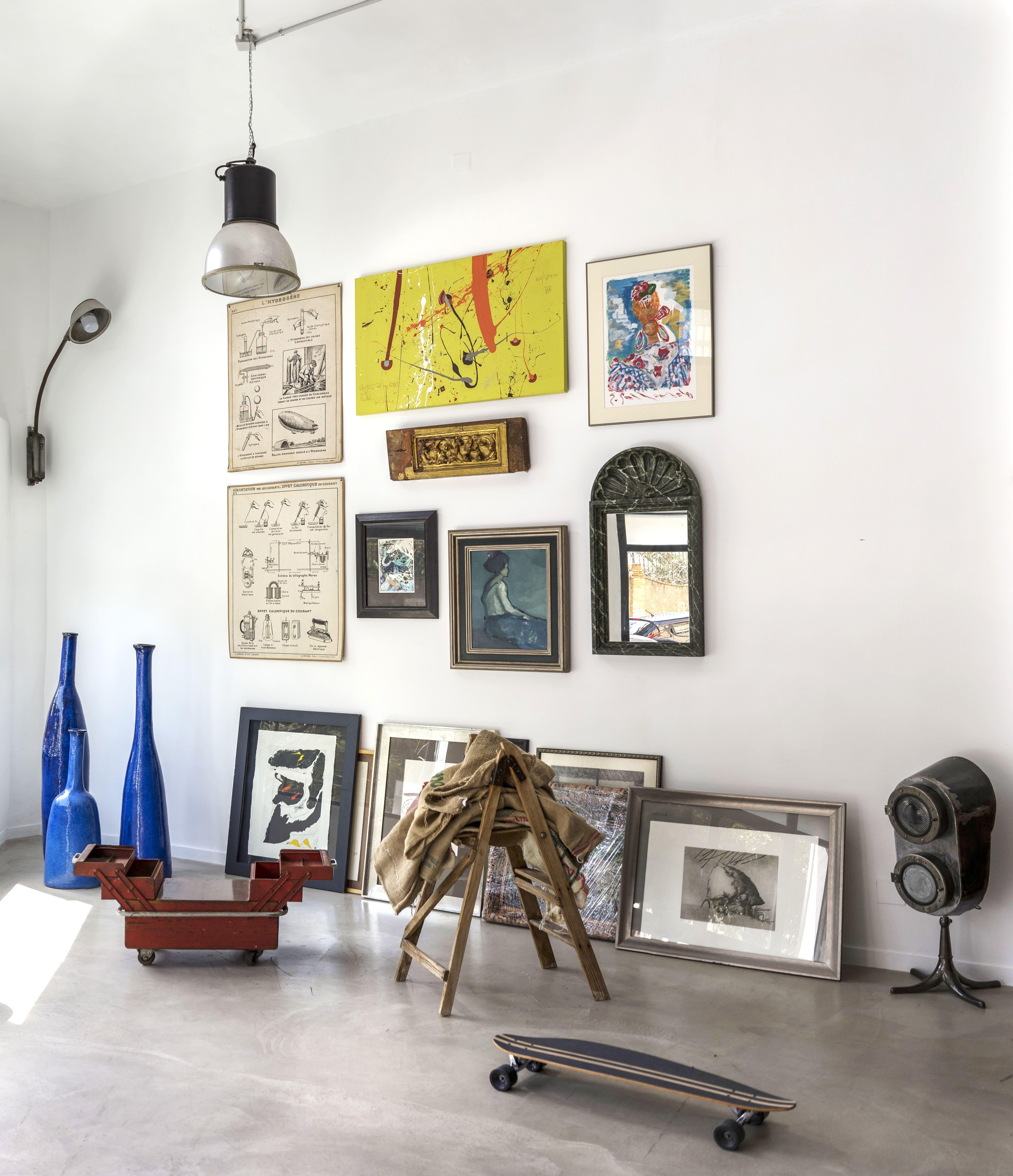 Dise o de interiores en m laga kaulak studio - Diseno de interiores malaga ...